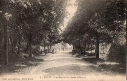 83Vn  17 Pisany Route De Saujon - France