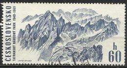 Cecoslovacchia Lotto N. 2092 Del 1969  Yvert N.1738 Usato - Tschechoslowakei/CSSR