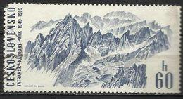 Cecoslovacchia Lotto N. 2094 Del 1969  Yvert N.1738 Usato - Tschechoslowakei/CSSR