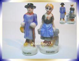 Provinces De France .. Couple D'Auvergne .. Ref AFF : 12-1997 ( Pan 0041) - Regions