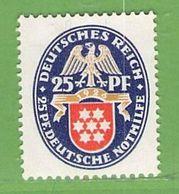 MiNr.400 X (Falz)  Deutschland Deutsches Reich - Ungebraucht