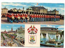 Tarjeta Postal Circulada De 1973 Copenhavn Dinamarca. - Dinamarca