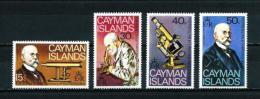 Islas Caimán  Nº Yvert  Nº 489/92  En Nuevo - Caimán (Islas)