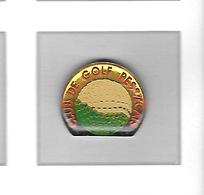 Pin's  Ville, Sport  CLUB  De  GOLF  PESSACAIS  à  PESSAC  ( 33 ) - Golf