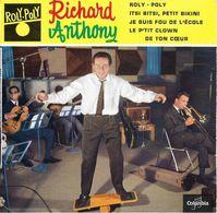 "Richard Anthony  ""  Roly - Poly  "" - Vinyl Records"