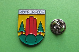 Pin's, Ville, Blason, ROTHENFLUH, Wappen, Suisse - Cities