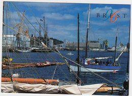 FINISTERE - BREST 1996 - FETE PATRIMOINE MARITIME - Brest