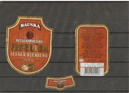 """Non-alcoholic Malt Drink """"Veselība""""(""""Health"""") Labels - Labels"""