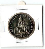 Pièce 100 Francs Argent Panthéon 1990 - N. 100 Francs