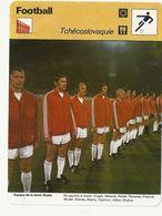 ZZ 1126/27/28  TCHECOSLOVAQUIE  CM1954    GUSTL STARECK   Edition Rencontre (annee Vers 1977/78) - Tarjetas
