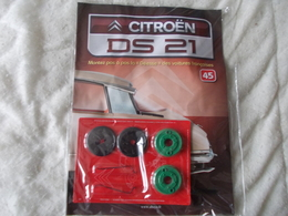 Altaya Citroën DS 21 Montez Pas à Pas La Déesse Des Voitures Francaises Numéro 45 - Model Making