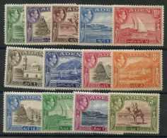 Aden (1939) N 16 A 27 (charniere) - Yémen
