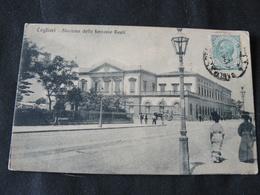 1920  OLD POSTALCARD OF CAGLIARI   ...///...VECCHIA CARTOLINA DI CAGLIARI....VIAGGIATA - Cagliari