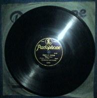 """""""Poète Et Paysan"""" DICHTER & BAUER Disque Vinyle Vinyl 78 T Trs Tours PARLOPHONE 6.572 Phonographe - 78 Rpm - Gramophone Records"""