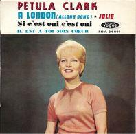 "Petula Clark  ""  A London (Allons Donc)  "" - Vinyl Records"