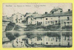 * Bouillon (Luxembourg - La Wallonie) * (Edition Hotel Café Restaurant, B 5809) Vieux Bouillon, Maisons Des Pecheurs - Bouillon