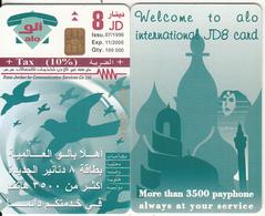 JORDAN - Welcome To Alo 2, 07/99, Mint - Jordan