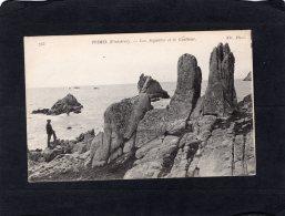 76843     Francia,    Primel,  Les Aiguilles Et Le Guetteur,  NV - Primel
