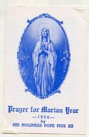 ANNO MARIANO  - (VAT.2646 - 9...) - Religione & Esoterismo