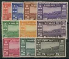 Costa Rica (1941) PA N 54 A 63 (Luxe) - Costa Rica