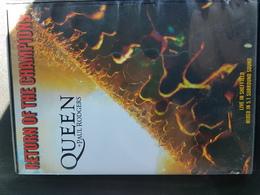 DVD Queen - Concert & Music