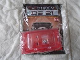 Altaya Citroën DS 21 Montez Pas à Pas La Déesse Des Voitures Francaises Numéro 83 - Model Making