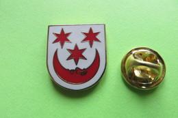 Pin's, Ville, Blason, Wappen, Suisse - Cities