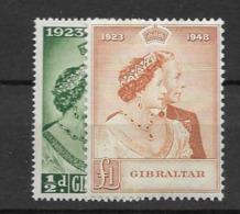 1949 MH Gibraltar - Gibraltar