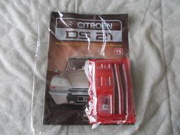 Altaya Citroën DS 21 Montez Pas à Pas La Déesse Des Voitures Francaises Numéro 95 - Model Making