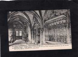 76848     Francia,  Abbaye De  St-Wandrille,  Dans Le Cloitre,  NV - Saint-Wandrille-Rançon