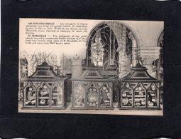 """76853     Francia,    St-Wandrille,  Les Reliquaires De L""""eglise Paroissiale,  NV - Saint-Wandrille-Rançon"""