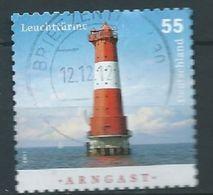 ALLEMAGNE ALEMANIA GERMANY DEUTSCHLAND BUND 2011 Lighthouses XII - Arngast MI 2878 YV 2703 SC 2631 SG 3726 - [7] République Fédérale