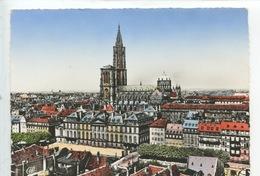 Strasbourg - Le Palais Des Rohan Et La Cathédrale (n°45) - Strasbourg