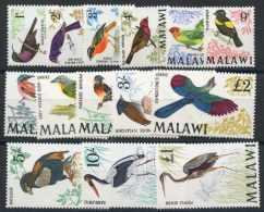 Malawi (1968) N 92 A 105 (Luxe) - Malawi (1964-...)