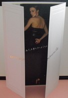 CHANEL  * COCO MADEMOISELLE * INTENSE  * BIC CARD * BEAUTIFUL * - Modern (from 1961)