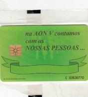 PORTUGAL - Aniversário AON V, Tirage 4500, 05/96, Mint - Portugal