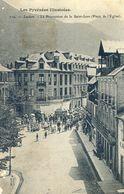 557 La Procession De La Saint Jean - Luchon