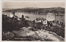 Cpa,turquie,istambul,bosp Hore,tour  De Roumeli-hissar,n°37,par L'éditeur Célèbre Isaac M Ahitouv,istanbul - Turquie