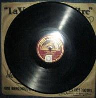 """""""L'heure Sacrée"""" +""""Dans Un Jardin Japonais"""" Orgue Reginald FOORT Japon Disque Vinyle 78 T GRAMOPHONE K.5854 Phonographe - 78 Rpm - Gramophone Records"""