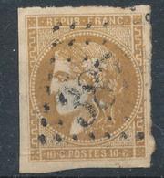 N°43 BORDEAUX G.C.387 INDICE 8 - 1870 Emission De Bordeaux
