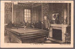 Maison De Retraite Des Cheminots De SAINT - MARTIN - D'ABLOIS . - France