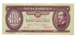Ungheria - 100 Forint 1984, - Ungheria