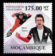 Mozambique Skating Mark Tuitert 1v Stamp MNH Michel:3773 - Non Classificati