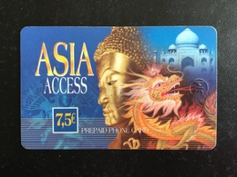 CARTE PREPAYEE ASIA ACCESS - Prepaid Cards: Other