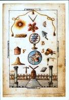 Musée De La Franc Maçonnerie -  Le Tableau De Loge Circa 1760 - Bill-855 -  R/v - Philosophy