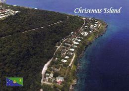 1 AK Christmas Island * Ansicht Dieser Insel Im Indischen Ozean - Die Weihnachtsinsel Gehört Zu Australien * - Otros