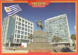 Uruguay Montevideo 2013 Nice Stamps - Uruguay