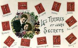 SECRET DES TIMBRES - Postal Services