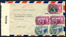 Beleg Britisch Amerika, Schönes Lot Bedarfsbelege Karibik, Falklandinseln Und British Guayana, Ohne Canada, überwiegend  - Stamps