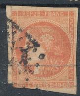 N°48 NUANCE VERMILLON PALE   VOIR DESCRIPTIF - 1870 Emissione Di Bordeaux